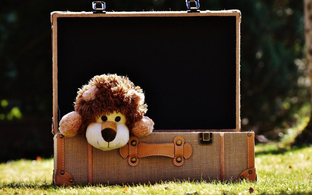 ¿Qué debes de llevar cuando viajas con niños?