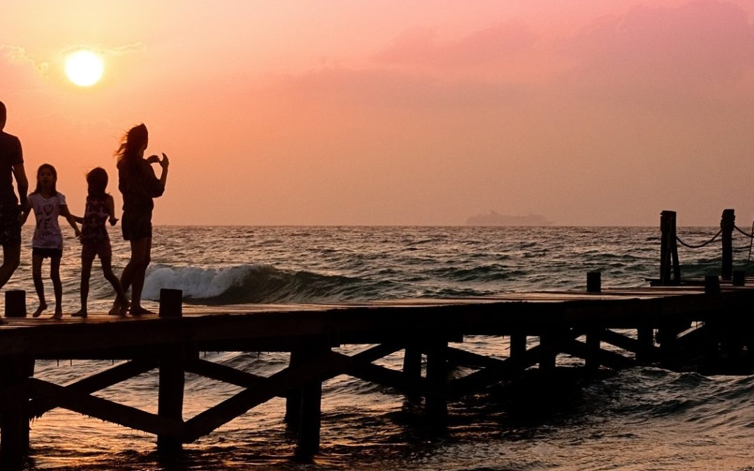 5 beneficios de viajar con la familia